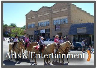 arts and entertainment in newcastle, wy